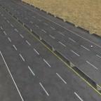 USA Erweiterung Autobahn
