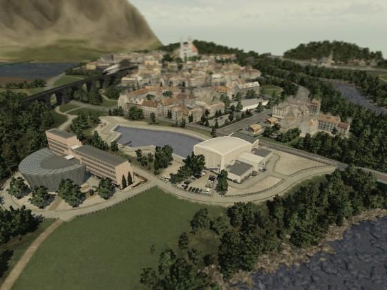 Stadtplanung 3