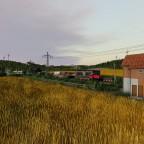Weiterbau rund um den Bahnhof