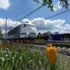 BR 103 Railadventure mit Vectrons