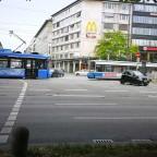 Die Blauen Trams in Munich