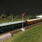 Personenzüge am Semmering