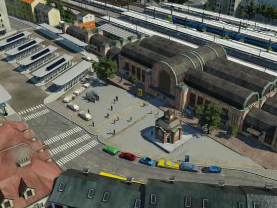 Bahnhofsvorplatz (Bielefeld)