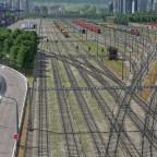 Güterbahnhof Freifeld (Nord-Westeinfahrt)