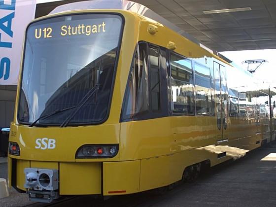 Stuttgarter Straßenbahn AG - Neue Triebwagen...