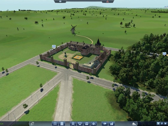 Das alte Rittergut