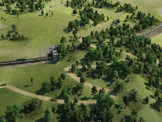 Postverkehr über die Berge