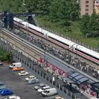 BR 420 bedient den S-Bahnverkehr