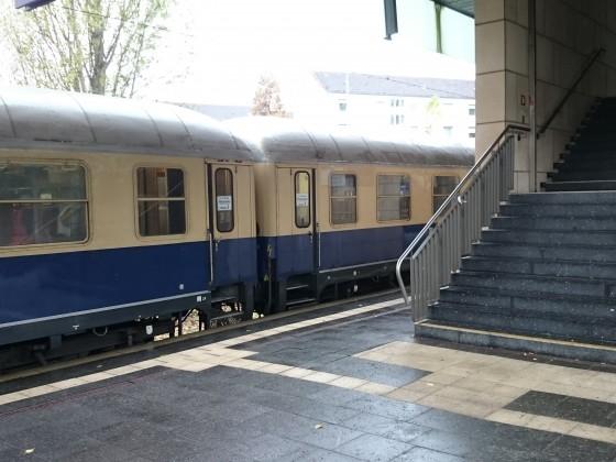 Sonderzug der Centralbahn (bei Hannover Messe/Laatzen)