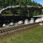Personenzug mit BBÖ 113