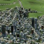 Stadtbild von Vacha