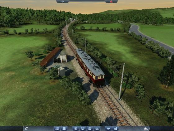 1000mm Nebenbahn Rommantik