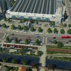 Bahnhofsvorplatz Ludwigstadt
