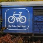 Die Bahn fährt Rad!