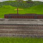 Blechwerke Frankenberg 1864 Bahnanschluß