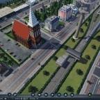 Dom und Bahnhof