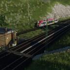 Unkel - Ortsausgang Süd