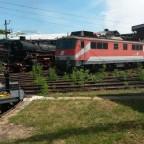 Im Bahnpark Augsburg, Ringlokschuppen