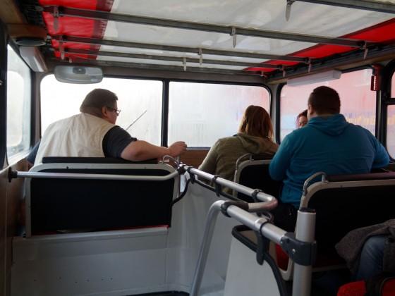 Fahrt zum Straßenbahnmuseum Wehmingen