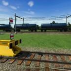 ProRail Rawie stootjuk Nederlandse Spoorwegen