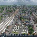 Bahnhof und Güterumschlag in Neumünster (gescheitertes Projekt)