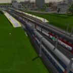 InterCity Kreuzung