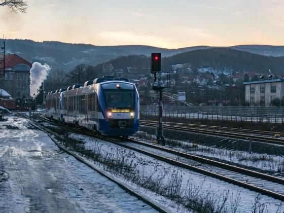 Harzquerbahn 01/2016