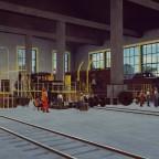 Depot works