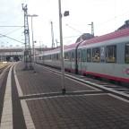 EC in Darmstadt Hbf