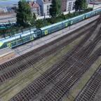 Bahnhof Vorfeld