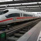 ICE 3 in München Hbf