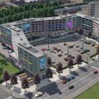 Vorort-Einkaufszentrum im Freifelder Norden Bild 1