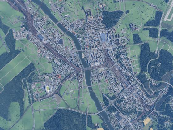 Gesamtübersicht Ludwigstadt