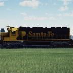 Santa Fe SD45