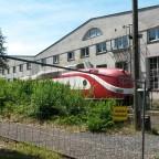 Trans Europ Express im Bahnpark Augsburg