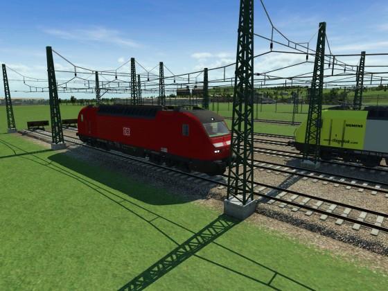 ÖBB1012 fiktives DB Regio Repaint