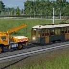 Tram rescue ~
