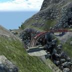 Nordic Panorama Glacier Express in seinem Element
