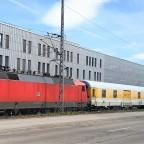 DB Systemtechnik im Münchner Norden