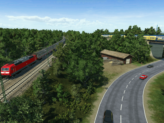 Eisenbahn fieber