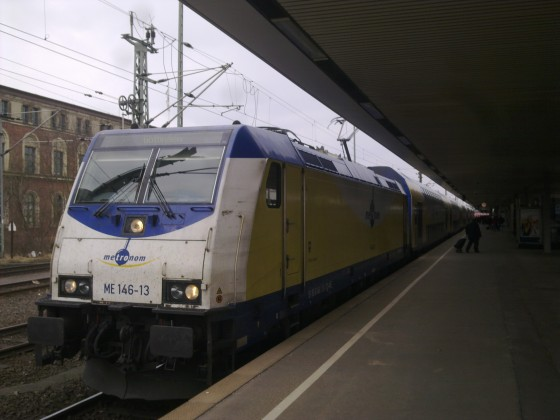 Metronom in Hannover