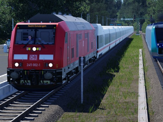 Trainspotting Malente
