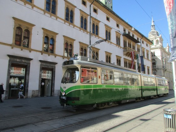 140 Jahre Straßenbahn in Graz II