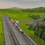 Öllieferung mit LKW Unterstützung