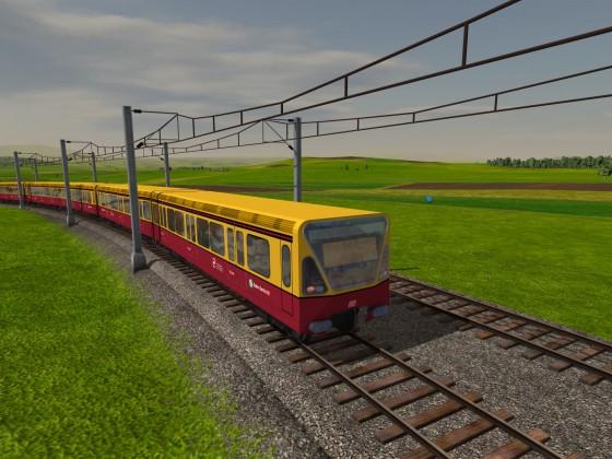 "WIP - Berliner S-Bahn ""Toaster"" - BR 480 (Neue Details)"