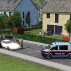 Polizei stoppt Raserei