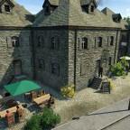 Gewerbe in alten Siedlungshäusern