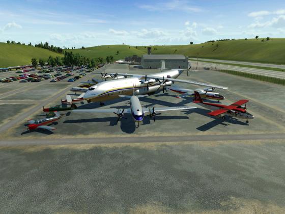 Willkommen im Luftfahrt-Museum-Neustadt(Saale)