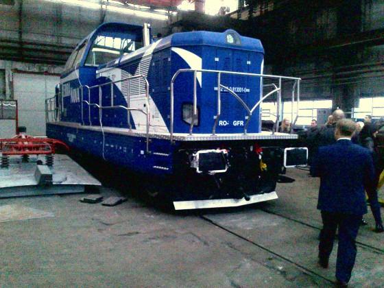 Lokomotivfabrik Craiova