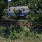 Train Graveyard in Russia #2